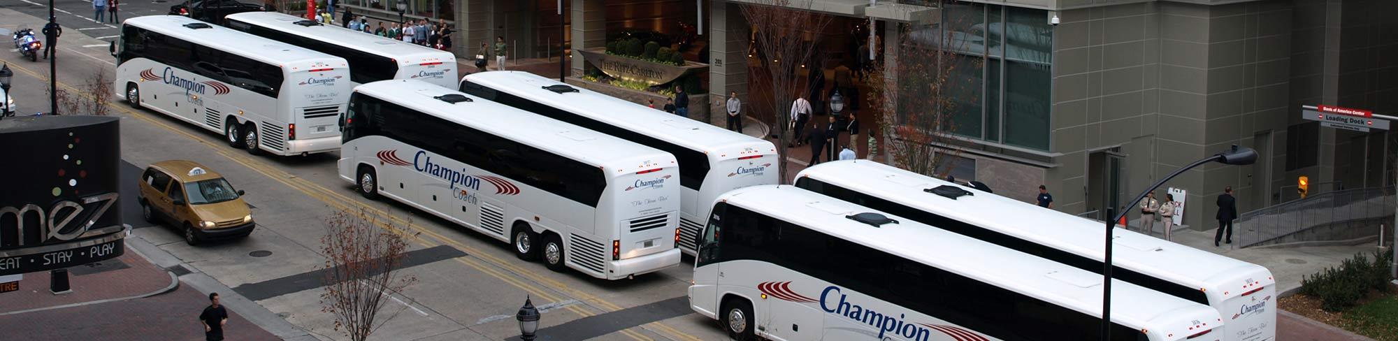Champion Coach Corporate Travel
